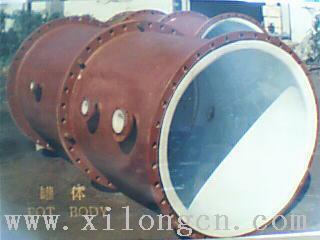 钢内衬聚烯烃(PO)设备